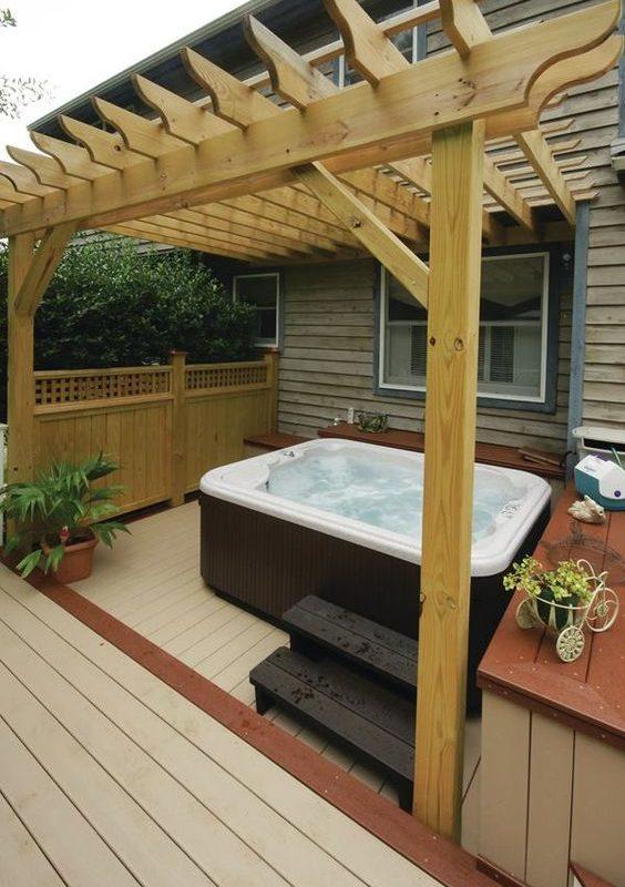 deck hot tub 3
