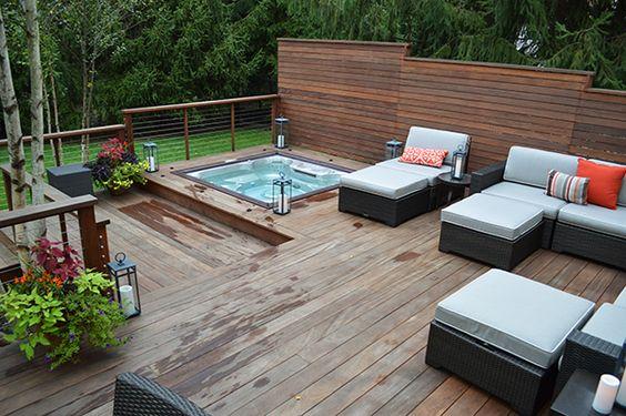 deck hot tub 6