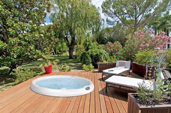 deck hot tub 9