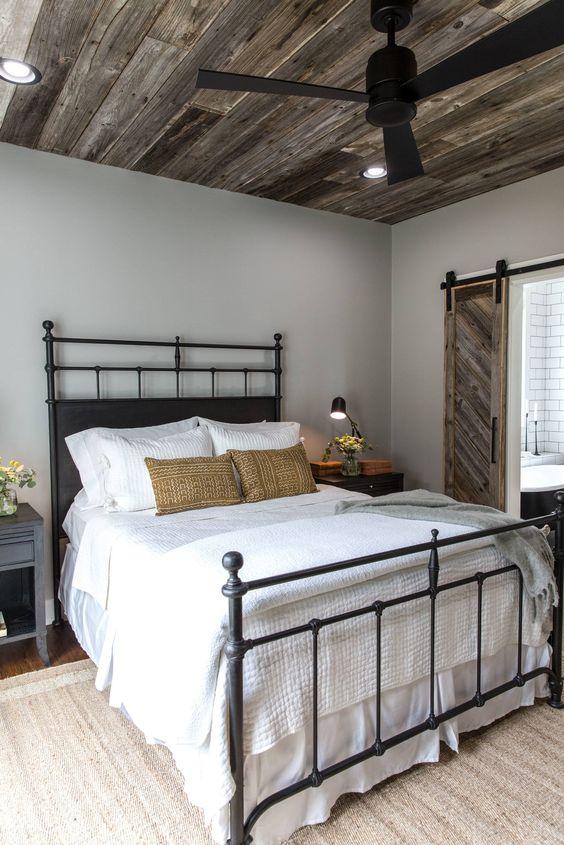 farmhouse master bedroom 11