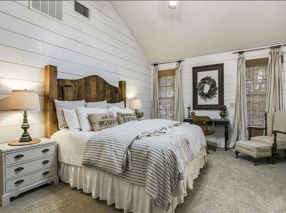 farmhouse master bedroom 15