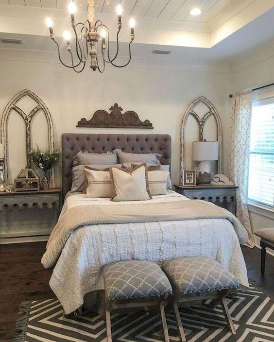 farmhouse master bedroom 17
