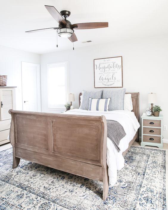 farmhouse master bedroom 2