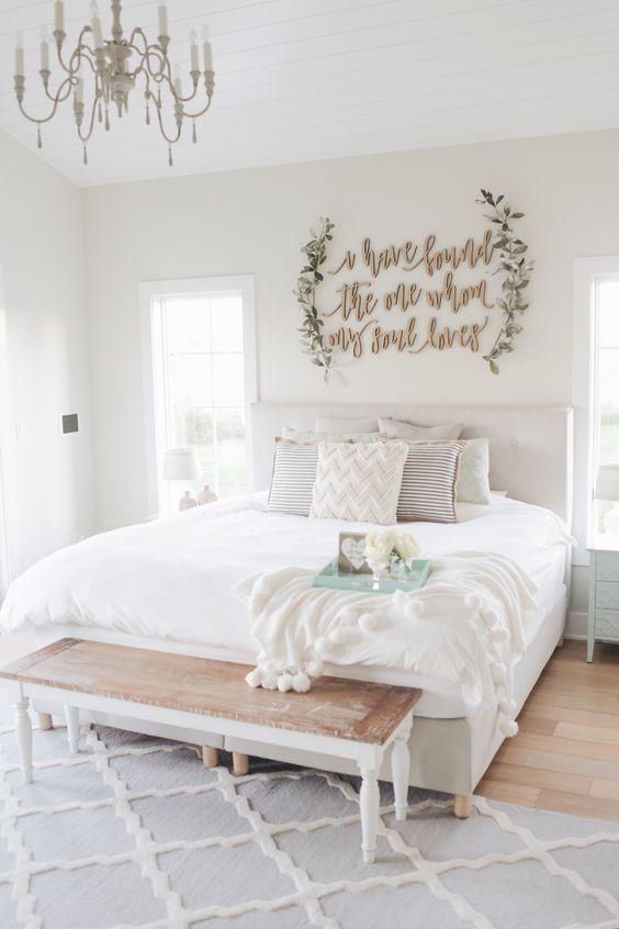 farmhouse master bedroom 7