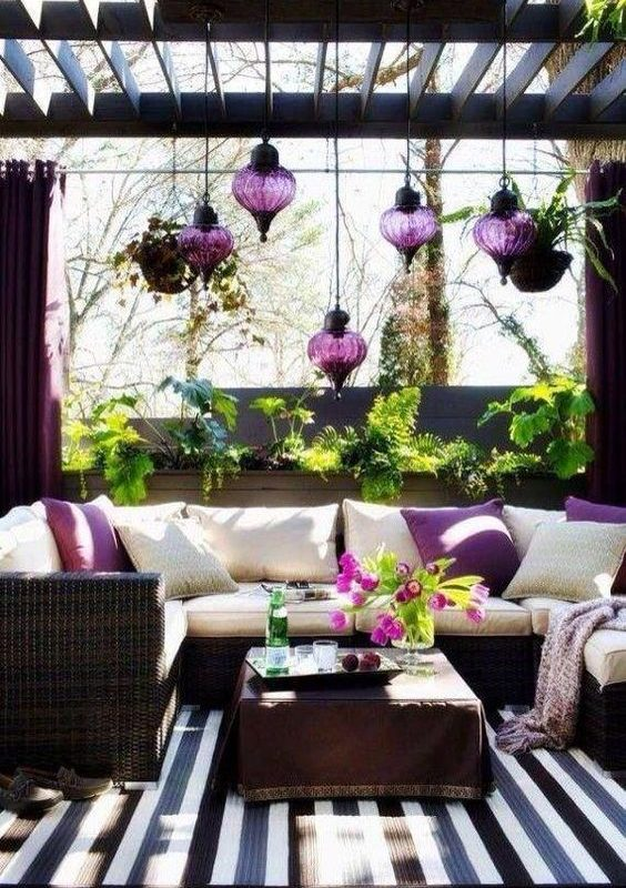 25+ Exhilaratingly Beautiful Outdoor Living Room Ideas On ... on Outdoor Living Space Ideas On A Budget id=62247