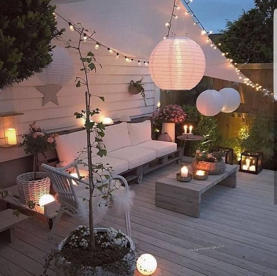 Living Room Lighting Ideas On A Budget: 25+ Exhilaratingly Beautiful Outdoor Living Room Ideas On