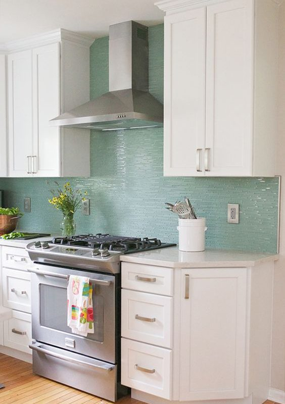 seaglass kitchen backsplash 12