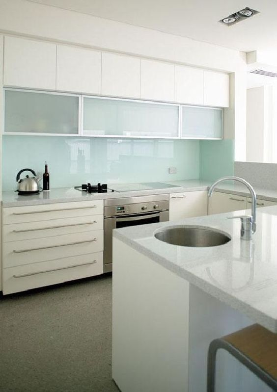 seaglass kitchen backsplash 16