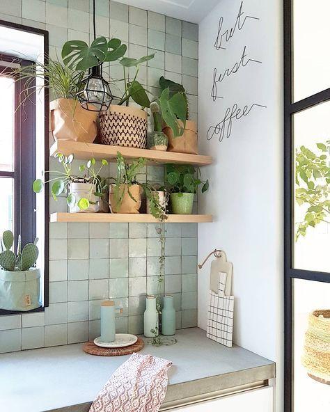 20+ Most Inspiring Seaglass Kitchen Backsplash Ideas for A Chic Decor