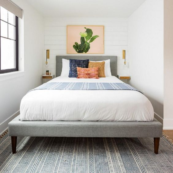 25+ Best Minimalist Small Guest Bedroom Design Ideas on a Budget