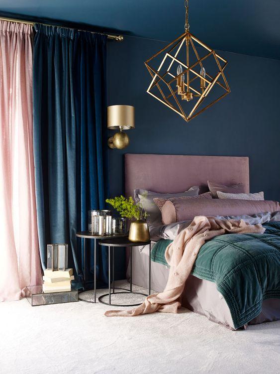 bedroom color combination 1