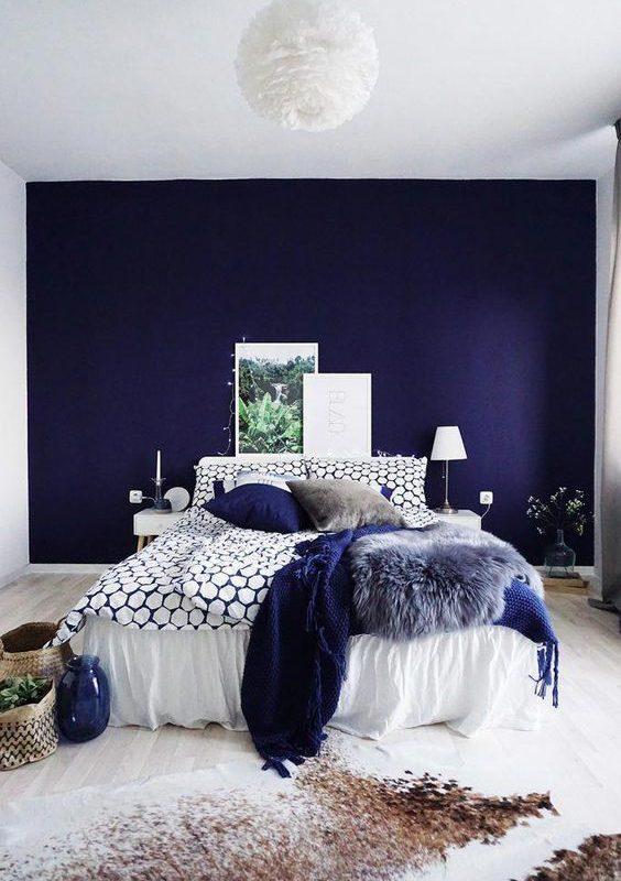 bedroom color combination 3