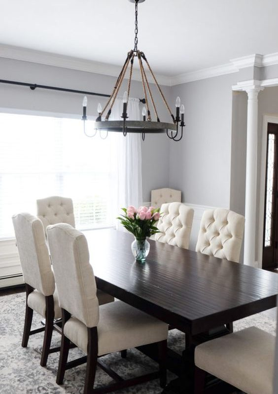 grey dining room 2
