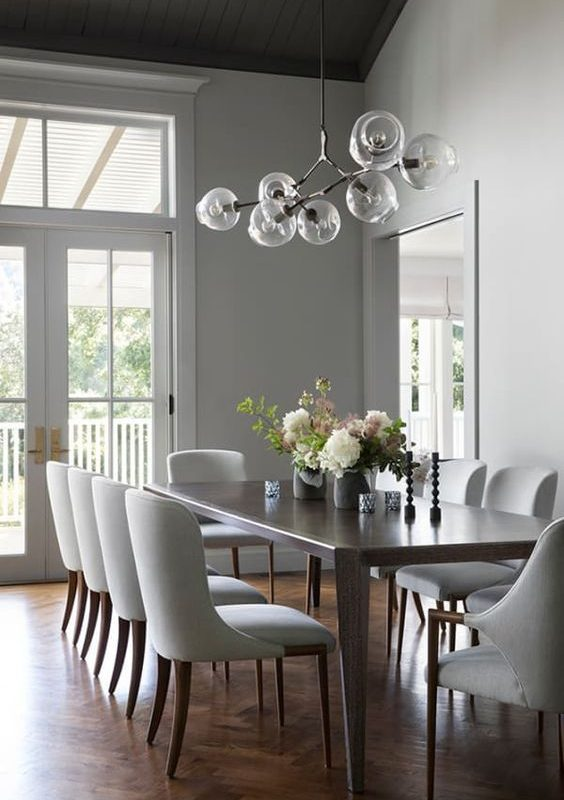 grey dining room 20