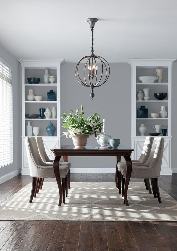 grey dining room 21