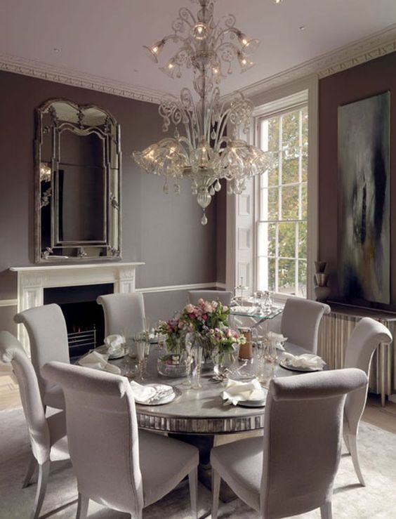grey dining room 25