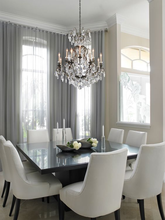 grey dining room 26
