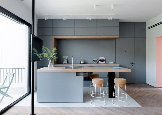 grey kitchen decoration 9