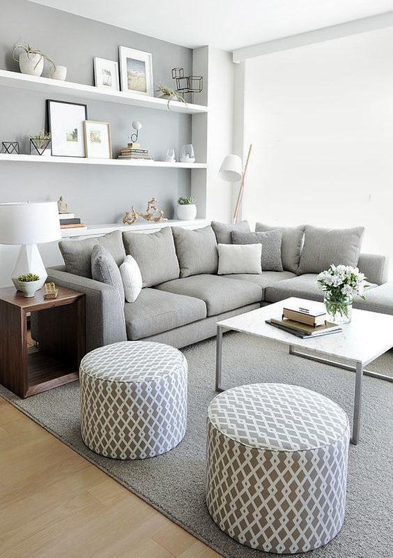 grey living room 10