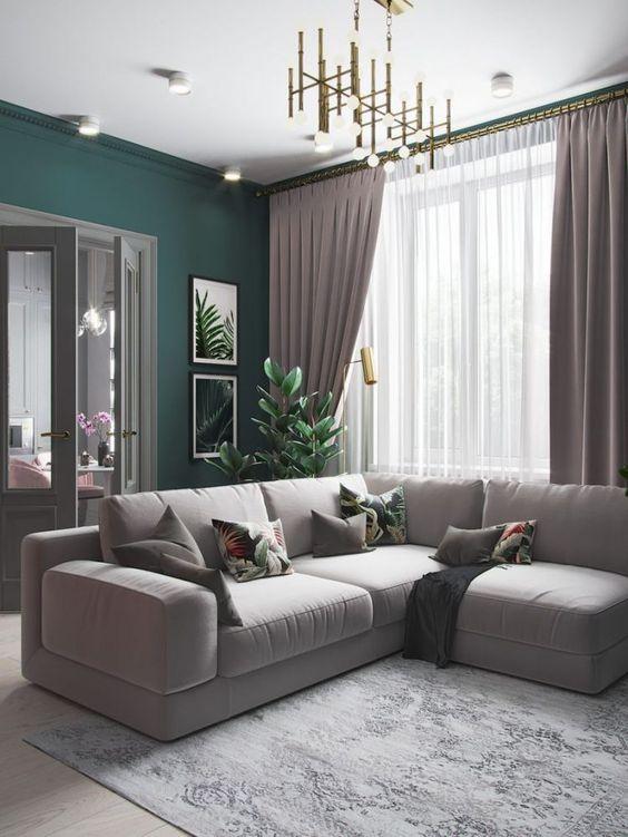 grey living room 18