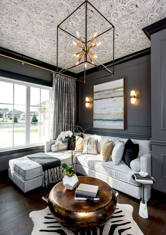 grey living room 23