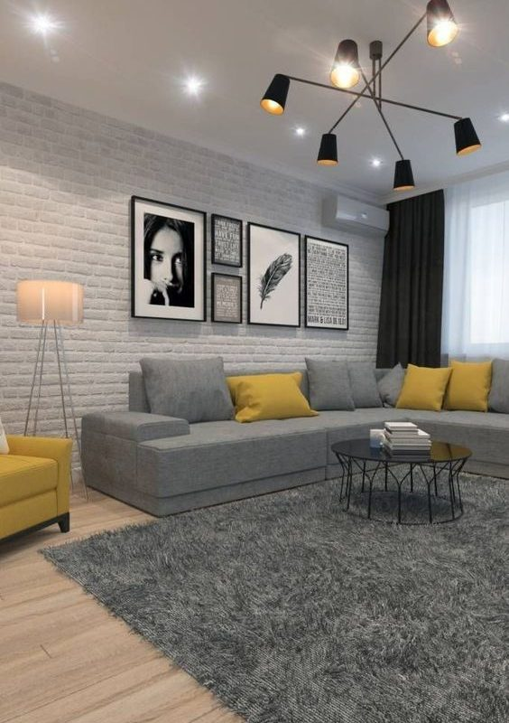 grey living room 6