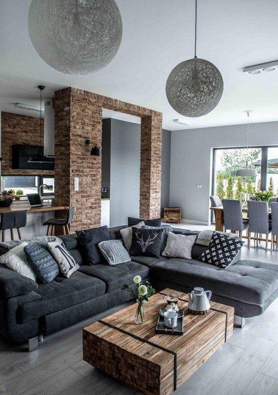 grey living room 7