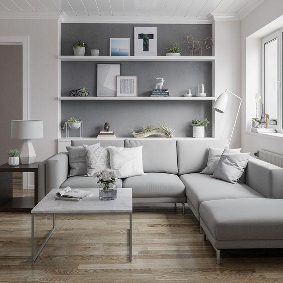 grey living room 9