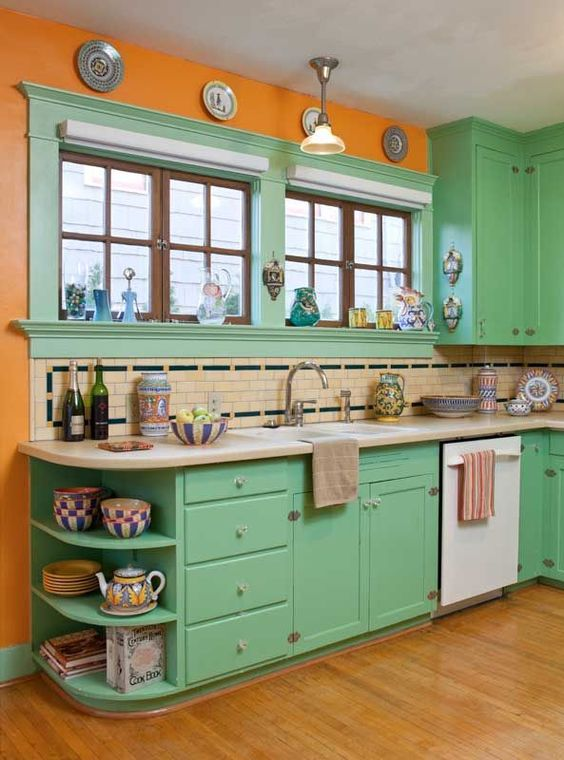 kitchen color combination 20