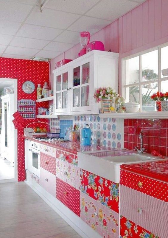 kitchen color combination 21