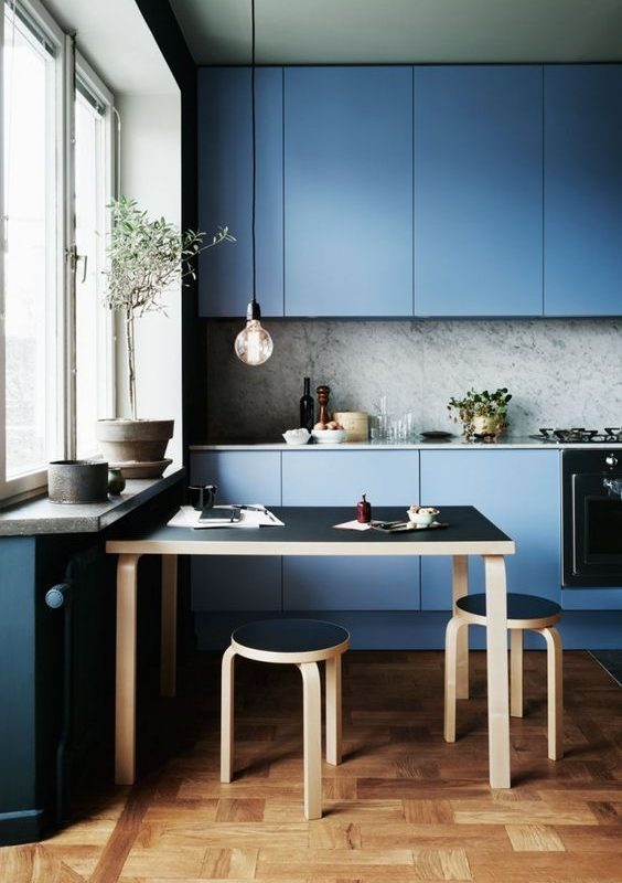 kitchen color combination 25