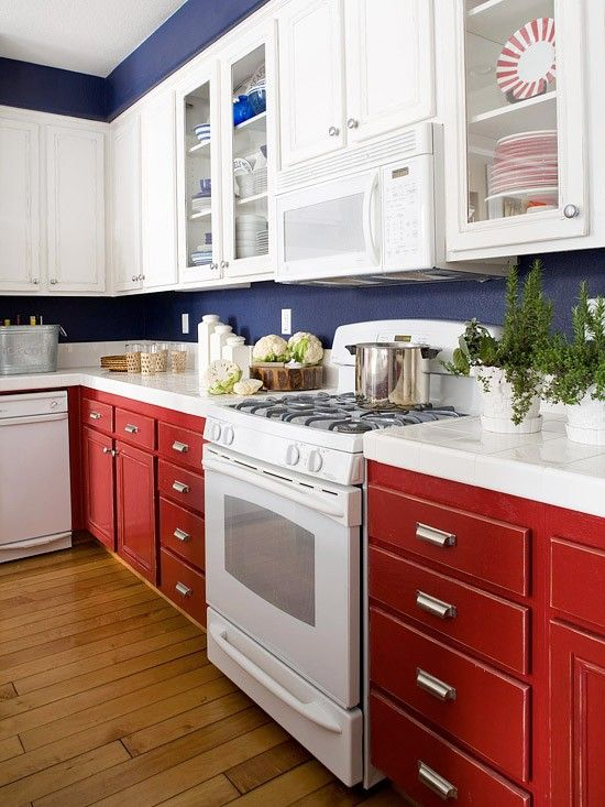 kitchen color combination 3