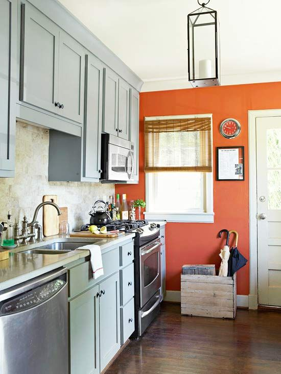 kitchen color combination 4