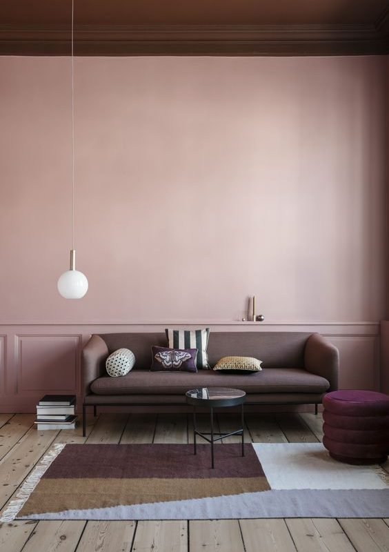 25 Distinctively Beautiful Living Room Color Combination Ideas