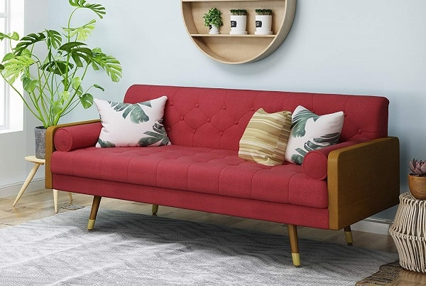 red living room couch FEATURE-min