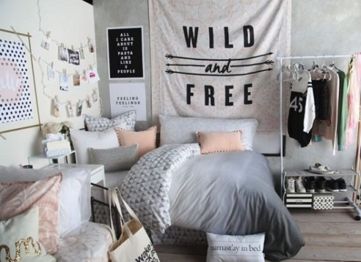 25 Most Stylish Tumblr Bedroom For Teens Decorating Ideas