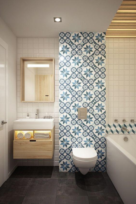 eclectic bathroom 20