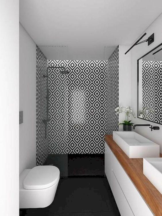 eclectic bathroom 21