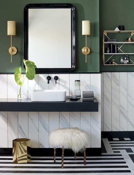 eclectic bathroom 4