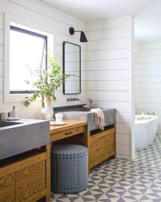 eclectic bathroom 8