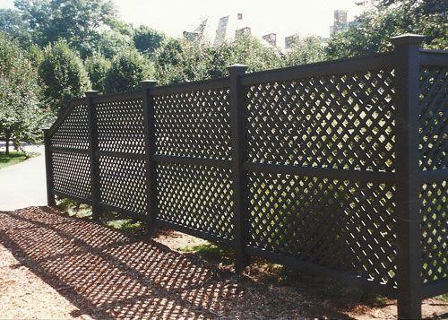 lattice fence ideas 10