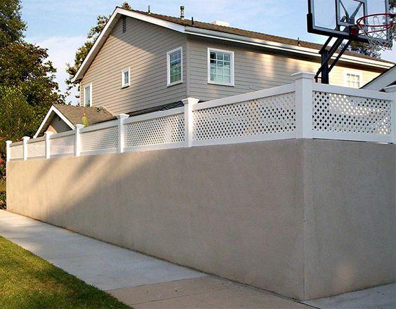 lattice fence ideas 11