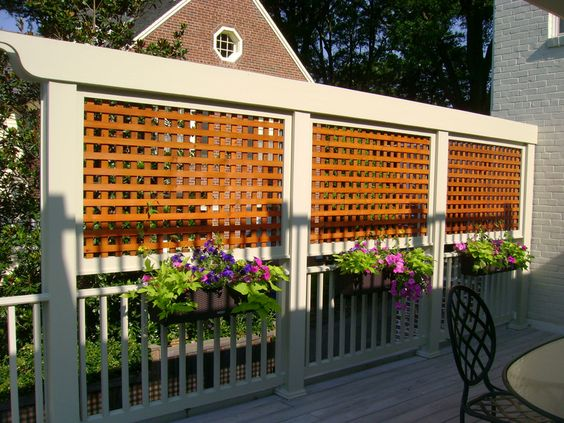 lattice fence ideas 13