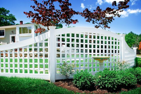 lattice fence ideas15