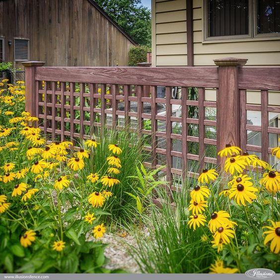 lattice fence ideas 16