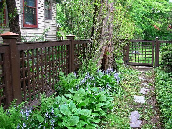 lattice fence ideas 19