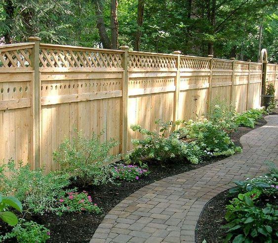 lattice fence ideas 23