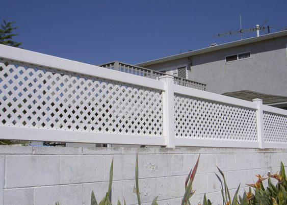 lattice fence ideas 4