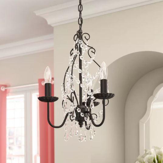 bathroom chandelier 10