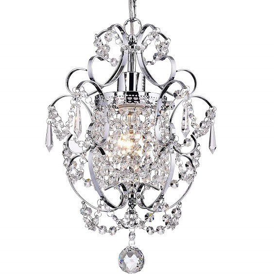 bathroom chandelier 7